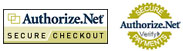 Authorize.net Secure Checkout